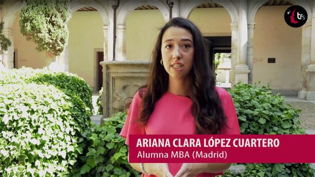 Ariana Clara López Cuartero