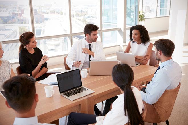 Negociación en entorno hospitalario
