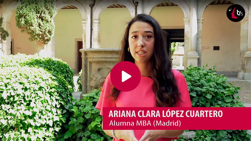 Alumna MBA