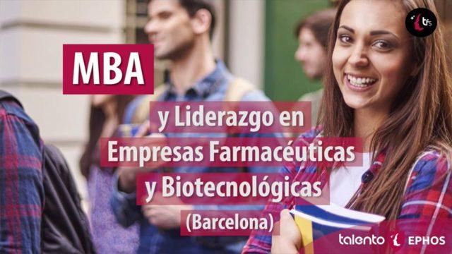 MBA en Industria Farmacéutica y Biotecnológica (Barcelona)