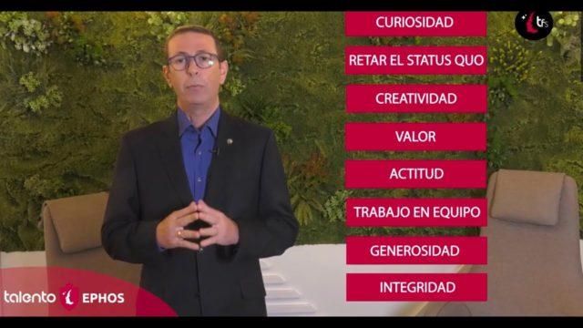 Valores de nuestros Alumnos. Fernando Abadía. CEO-Director General de Talento-EPHOS