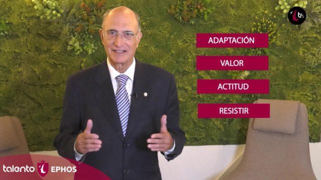 Resiliencia. Julián García Vargas. Exministro de Sanidad. Talento Farmacéutico y Sanitario